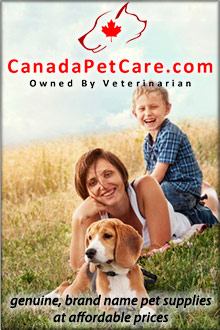 Picture of canada pet care from Canada Pet Care catalog
