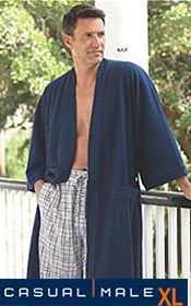 Image of tall mens sleepwear from Casual Male XL catalog