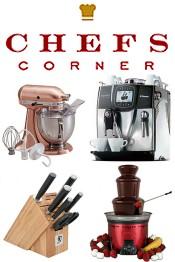 The Chef's Corner