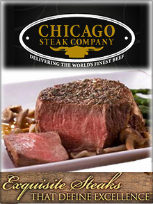 Picture of chicago steak company from Chicago Steak Company catalog
