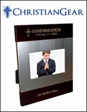 Picture of christian tee shirts from ChristianGear.com catalog