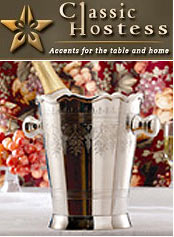 Image of home bar accessories from Classic Hostess - DYNALOG ONLY catalog