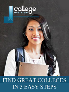 Picture of college overview from College Overview catalog