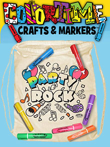 Picture of colortime from Colortime Crafts and Markers catalog