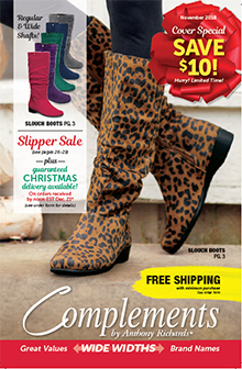 Picture of discount womens shoes from Complements catalog