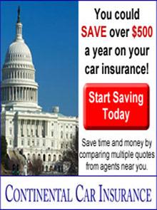 Continental Car Insurance