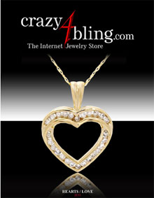 Picture of popular jewelry from Crazy4Bling catalog