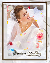 Picture of wedding accessories from Creative Wedding Style catalog