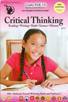 Picture of teach critical thinking skills from Critical Thinking catalog