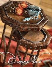 Picture of western home décor from Crow's Nest Trading Co. - Home Decor catalog