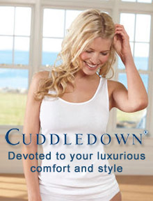 Picture of cuddledown catalog from Cuddledown catalog