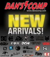 Image of bmx new arrivals from Dan's Comp catalog