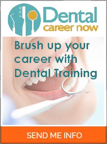 Picture of dental career now catalog from Dental Career Now catalog
