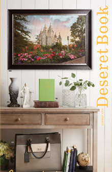 Picture of Deseret Bookstore from Deseret catalog