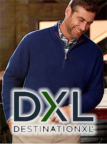 Picture of Destination XL from DestinationXL® catalog