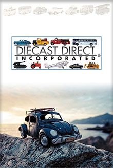 Picture of diecast direct catalog from Diecast Direct catalog