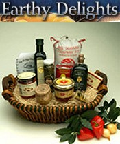 Picture of gourmet grocery stores from Earthy Delights catalog