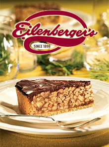 Picture of eilenberger bakery catalog from Eilenberger catalog
