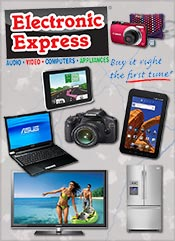 Picture of electronics express from Electronic Express catalog