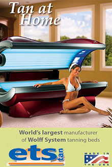 ETS Home Tanning Beds