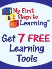 Picture of preschool learning from My First Steps to Learning catalog