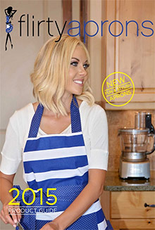 Picture of flirty aprons from Flirty Aprons catalog