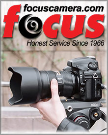 Picture of focus camera from Focus Camera catalog