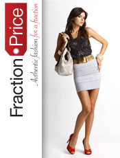 Picture of womens discount designer clothes from Fraction Price catalog
