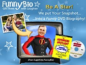 Picture of personalized photo gifts from FunnyBio catalog