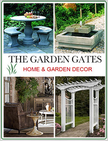 Picture of the garden gates from Garden Gates catalog