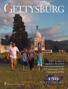 Picture of Gettysburg National Park from Gettysburg CVB catalog