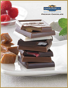 Picture of Ghirardelli Chocolate Company from Ghirardelli catalog