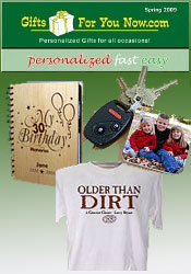 Image of fun birthday gift from GiftsForYouNow.com catalog