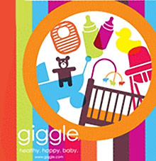 Picture of giggle baby from giggle catalog
