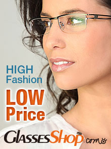 Picture of glassesshop.com from GlassesShop.com catalog