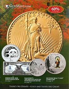 Picture of GovMint from GovMint.com catalog