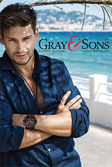 Picture of gray and sons watches from Gray & Sons  catalog