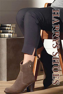 Picture of harrys shoes from Harrys Shoes catalog