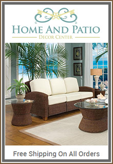 Picture of home and patio decor center from Home and Patio Decor catalog