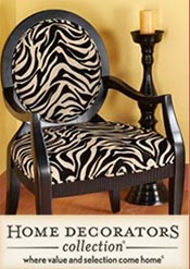 Image of decorative accent chairs from Home Decorators Collection - OLD catalog
