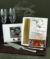 Picture of photo invitations from The Image Gallery catalog
