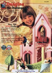 Picture of Children's wooden toys from Imagine The Challenge catalog