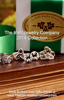 Picture of the irish jewelry company from The Irish Jewelry Company catalog