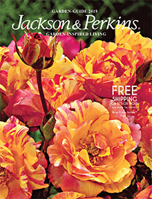 Jackson and Perkins catalog and coupons