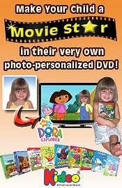 Kideo - Personalized DVDs