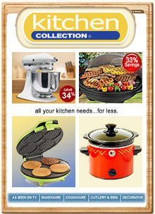Picture of kitchen gadgets from Kitchen Collection catalog