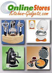Picture of kitchen tools and gadgets from Kitchen-Gadgets.com catalog