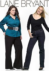 Picture of Lane Bryant clothing online from  Lane Bryant catalog