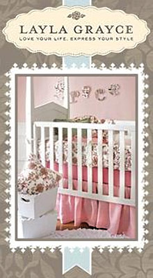 Picture of children's furniture from  Layla Grayce catalog