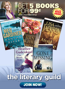 Image of classic fiction books from The Literary Guild® catalog